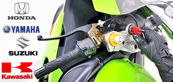 Automotive Locksmith for Motorcycles